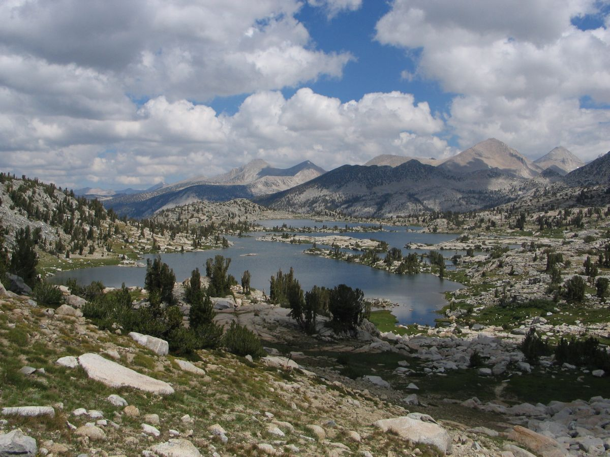 High Sierra Pack Trips